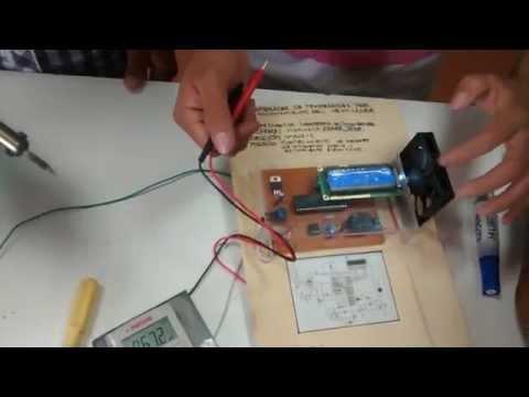 Medidor de temperatura youtube - Medidor de temperatura ...