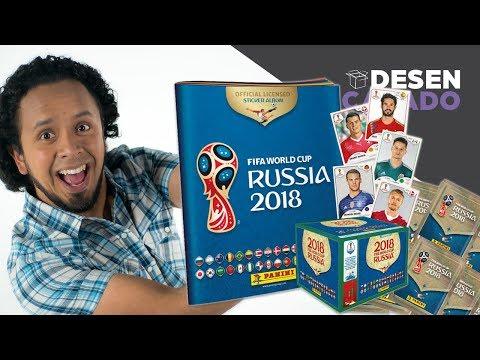 Vamos a coleccionar Álbum Oficial Rusia 2018 de PANINI