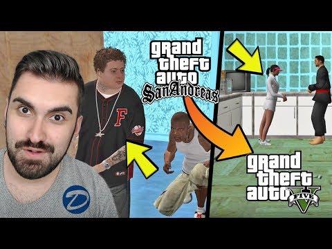 GTA SAN ANDREAS'I GTA 5 GİBİ OYNARSAK NASIL OLUR? thumbnail