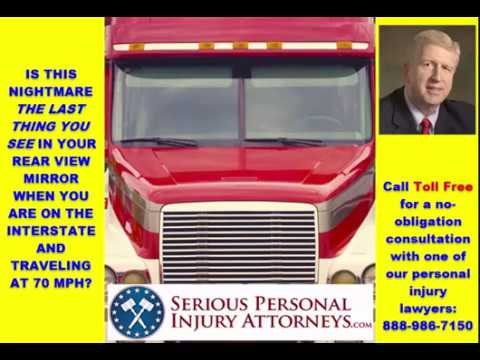 Atlanta Personal Injury Lawyer-Trucking Accident Attorneys Near Me-Tractor Trailer Accident