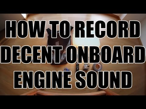 HOW TO IMPROVE YOUR MOTORCYCLE ONBOARD SOUND RECORDINGS // SCHAAF-METHOD