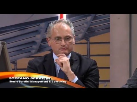 Stefano Serafini interviene a Ping Pong su Teleromagna