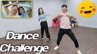 ស្រីស្អាត Mina បង្រៀនរាំខប់ៗ - Dance Challenge