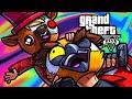 GTA5 Online Funny Moments - Van Unit Heist!