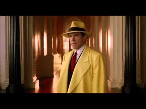Dick Van Dyke in Dick Tracy (1990)