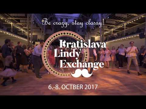 Bratislava Lindy Exchange 2017 - Friday night jam