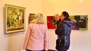 Виставка до Дня художника| Телеканал Новий Чернігів