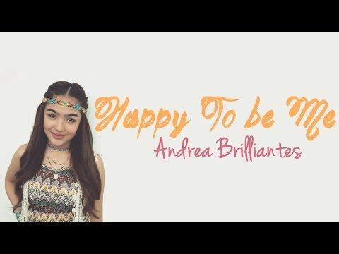 Happy To Be Me - Andrea Brilliantes (Lyrics)