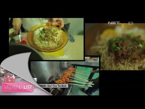 Weekend List - Makanan khas Pulau Sabang
