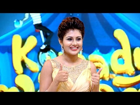 Komady Circus | Ep 10 -  A pleasurable treat with 'Big Starts' | Mazhavil Manorama
