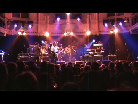 Michael Hampton playing Maggot Brain live @ Paradiso Amsterdam