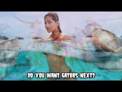 Sharks vs Bikini Girls? from YouTube · Duration:  1 minutes 49 seconds