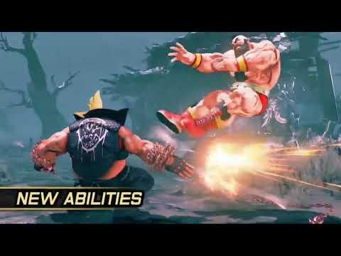 STREET FIGHTER V : Arcade Edition Trailer #2