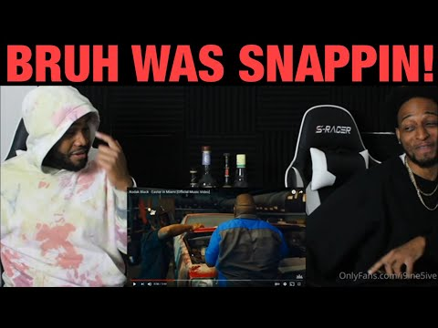 Kodak Black – Easter in Miami | Official Music Video | FIRST REACTION
