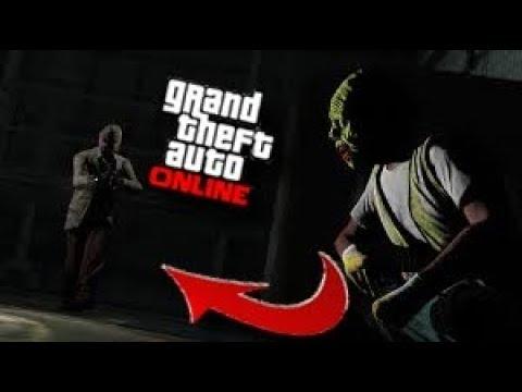 TUEUR EN SÉRIE-GTA 5
