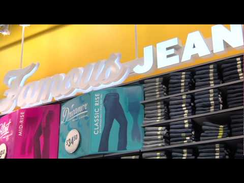 Old Navy Dallas At Park Lane: Two-Stories Of Fashion At Amazing Prices