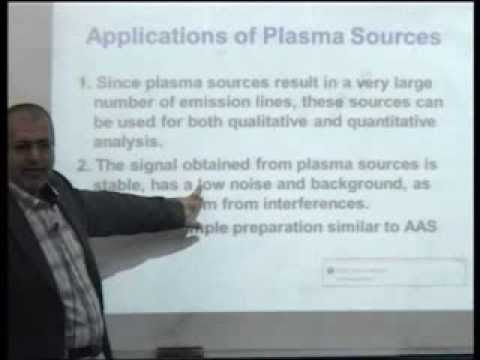 Lecture 20: Atomic Emission Spectroscopy (3)