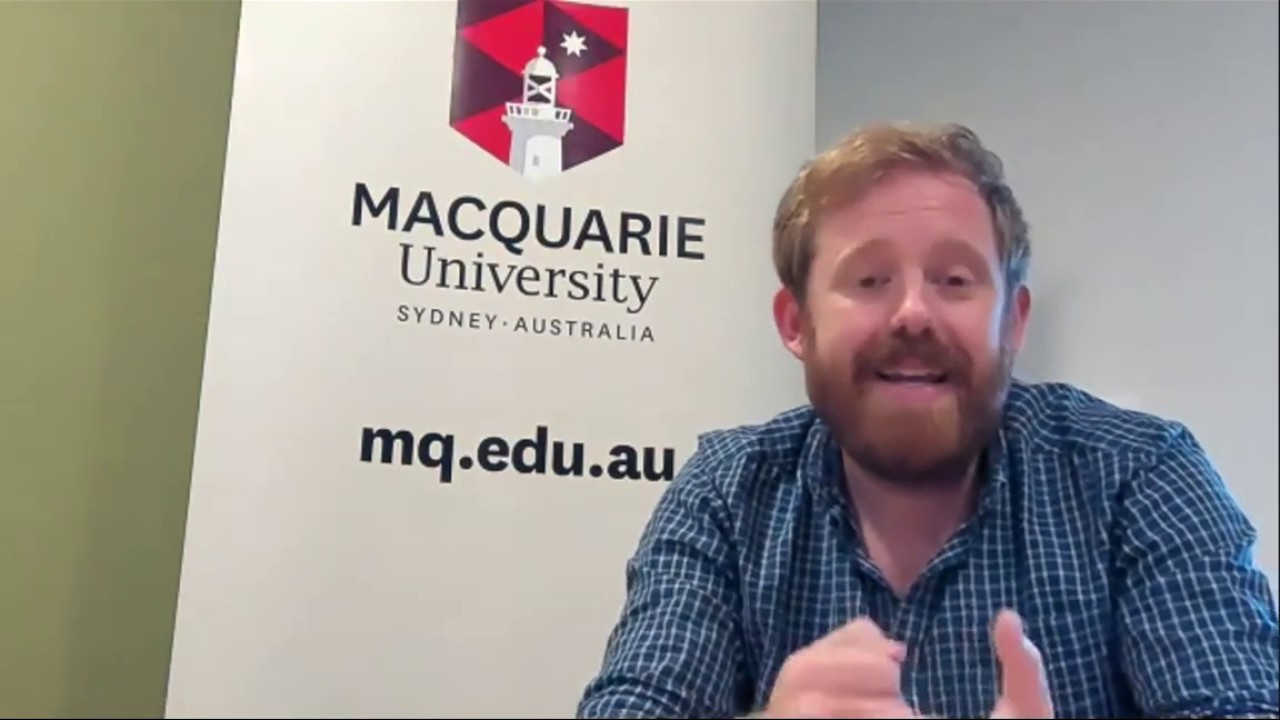 Macquarie University International College Pre Departure Webinar Youtube