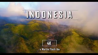 INDONESIA by Drone  (4K)