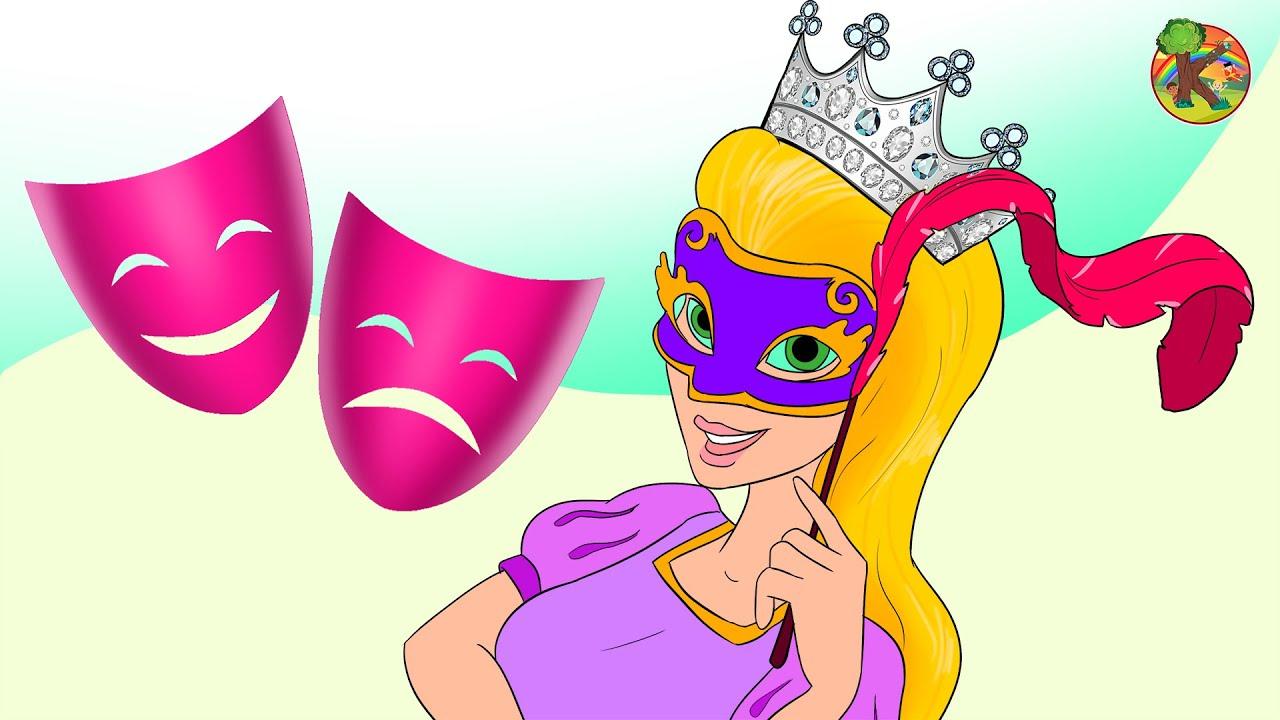 Putri Rapunzel Si Aktris Cerita Kartun Anak Anak Bahasa Indonesia Kondosan Youtube