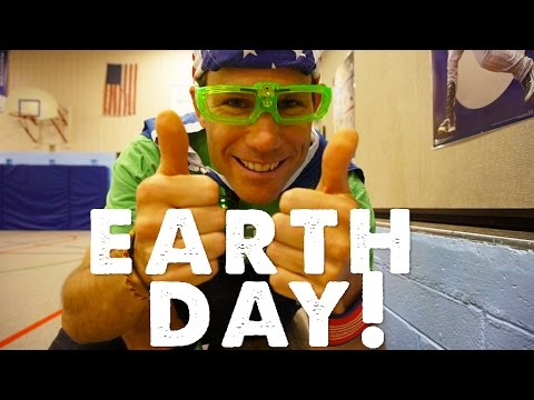 Ryan Van Duzer Earth Day Speech at Heatherwood Elementary