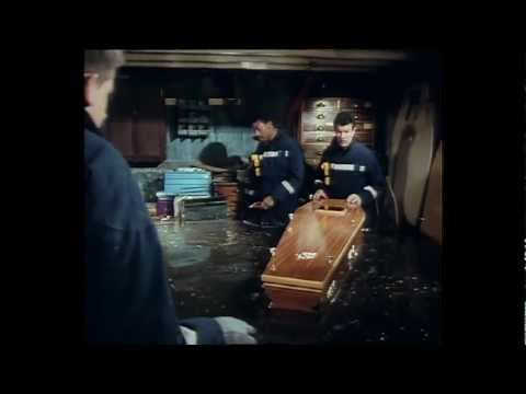 London's Burning - Flooded funeral parlour