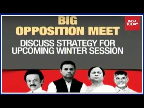 Big Opposition Meet In Delhi To Discuss Anti-Modi Strategy In Delhi