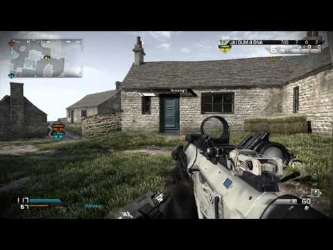 Call Of Duty: Ghosts - Squad - WarGame Regular - Domination: 200 to 104