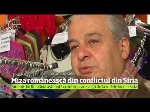 România, singura ţară din Uniunea Europeană care mai are ambasadă în Siria