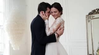 свадьба/самая нежная свадебная фотосессия 2018