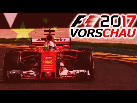 Formel 1 2017 Shanghai, China GP Vorschau | Vettels Doppelpack? Findet das Rennen statt?