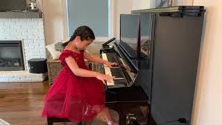 Jancis Xu (9), Chopin - Waltz in A Flat Major, Op. 42 No. 5