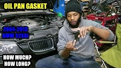 BMW Oil Pan Gasket Replacement Cost & How Long?