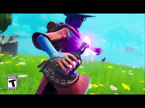 FORTNITE STURMDREHER TRAILER – NEWS ZUM PATCH NOTES 9.20 – NEUES ITEM & SKINS – SHOP UPDATE SEASON 9