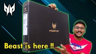 Next Gen Predator Gaming Laptop is here... True Beast !! 😱🔥