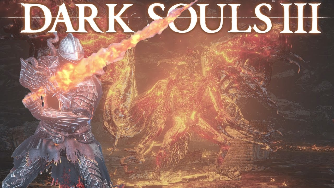 Dark Souls  Demon S Scar Build