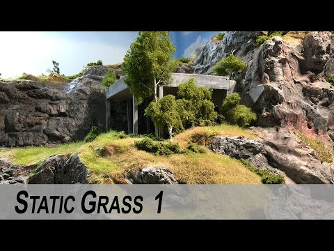 Static Grass – Detailed guide to get started DIY