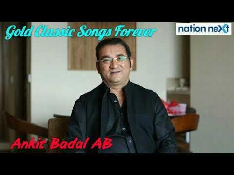 Aate Jate Khoobsurat Aawara - Abhijeet - Kishore Ki Yaadein - Ankit Badal AB