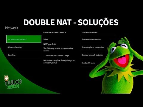 Double Nat Como Resolver Soluo Xbox One YouTube
