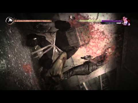 The Evil Within - The Executioner - Originally recorded on Livestream (08/08/2015)