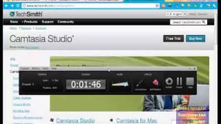 Как записывать видео с экрана монитора. Урок №2