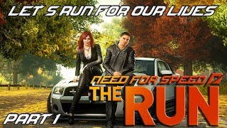 Need for Speed: The Run - Part 1 - Race for your life