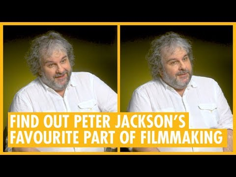 "Peter Jackson ""I Really Don't Like Being On Set"" - They Shall Not Grow Old Interview"