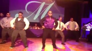 Boss , quinceanera dancing