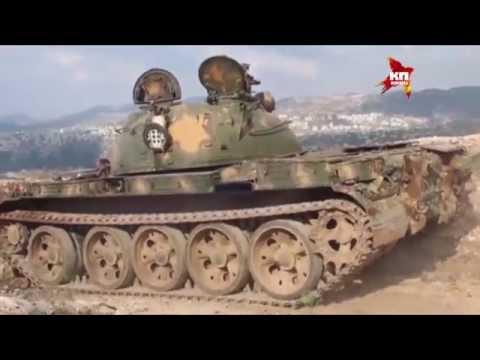 Сирийские военные: Террористы бегут в Турцию