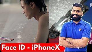 How Face ID Works on iPhone X? Better than Touch ID?
