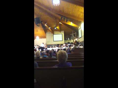 Amador County Concert Band Music of the Four Winds by Roger Roger pt.3