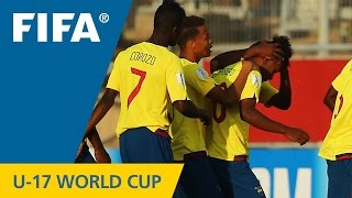 U-17 World Cup TOP GOALS: Yeison GUERRERO (Ecuador)
