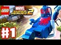 LEGO Marvel Super Heroes 2 - Gameplay Walkthrough Part 1 - Guardians of the Galaxy!