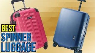 10 Best Spinner Luggage 2017